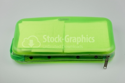 CD Case - Stock Image