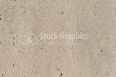 Gritty sand texture