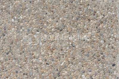 Small river rock texture
