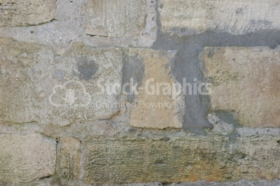 Abstract Rock Wall Background