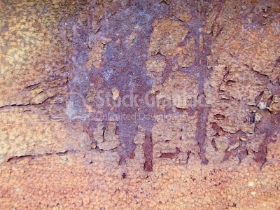 Rusted Steel image