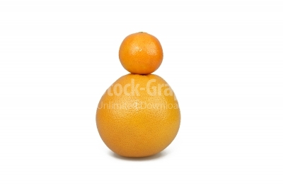 Citrus collection - Stock Image