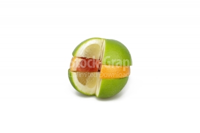 Citrus fruits - Stock Image