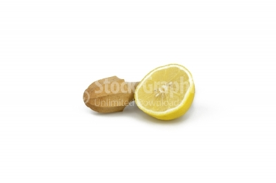 Lemon - Stock Image