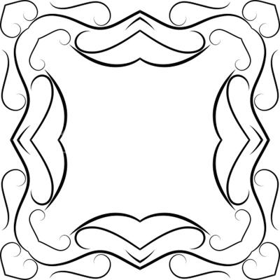 Swirls Floral Vectors Swirls And Ornaments Design Elements Stock