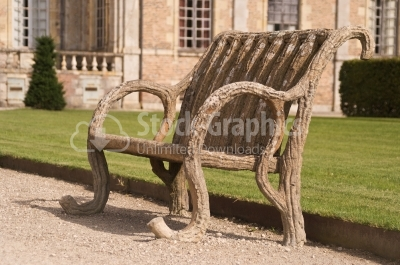 Bench - Stock Image