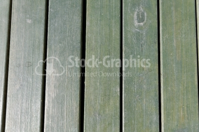 Background green wood texture