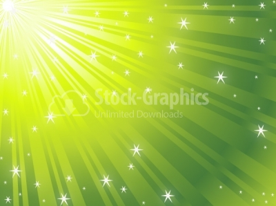 Ray vector background