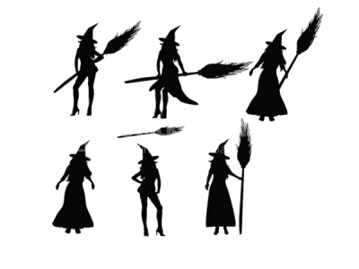 Set of vector witches