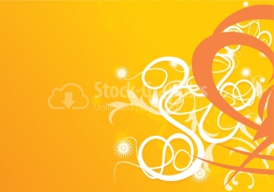 Vector swirls background