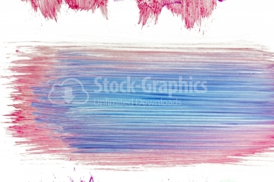 Watercolor background for texts