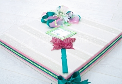Gift box for holidays