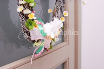 Details on wreath