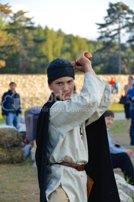 Ancient Festival - Reenactment of the Roman and Dacian (Thracian