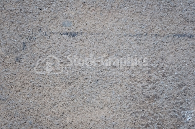 Cement texture background with a gray stripe