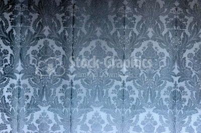 Seamless baroque pattern background