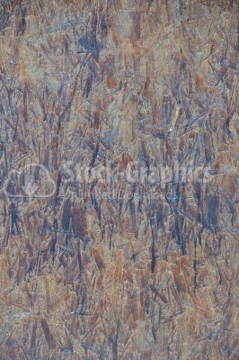 Vintage OSB (oriented strand board) plywood texture background