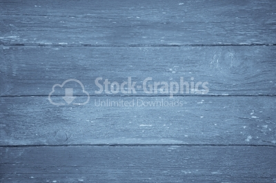 Blue wooden background texture