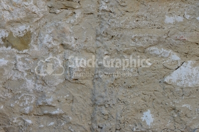 Old surface of cement wall