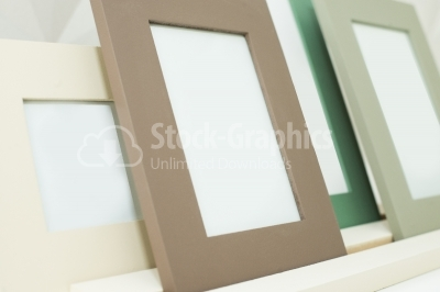 Picture frames in perspective