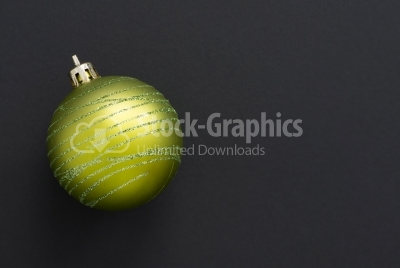 Christmas Bauble - Stock image