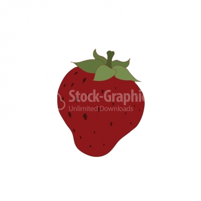 Strawberry - Illustration