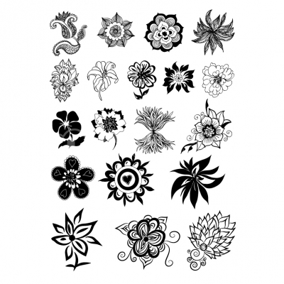 Floral Designs - Illustration