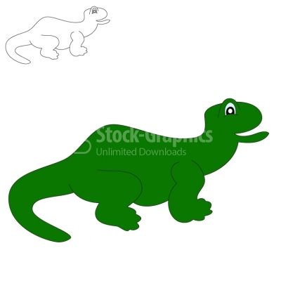 Dinosaur - Illustration