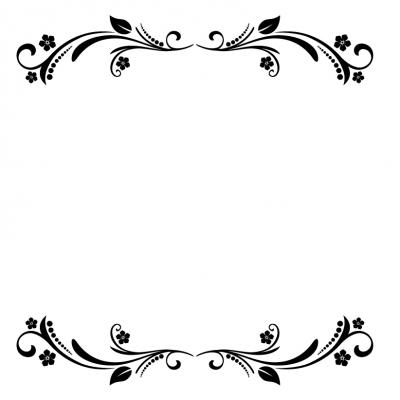 swirls and ornaments design elements stock graphics rh stock graphics com floral border vector free floral border vector cdr