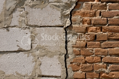 Aged Brick Background