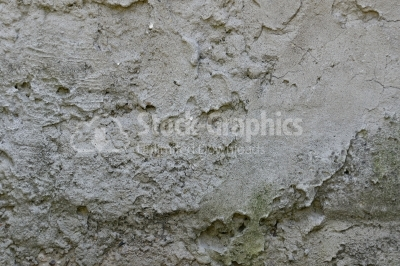 Rough old concrete wall
