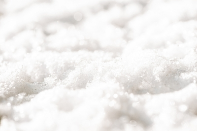 Background of snow