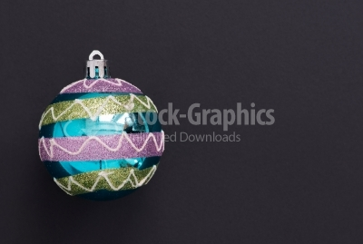 Colorfull Christmas Bauble