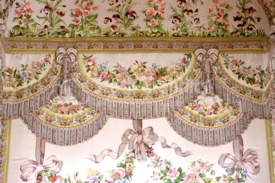 Drapes from the Versailles Palace