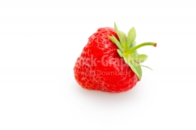 Green-leafed strawberry