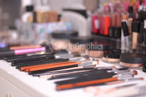 Make up artist tools
