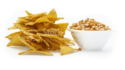Mexican tortilla chips