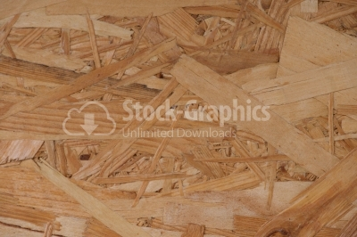 OSB (oriented strand board) plywood texture