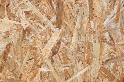 OSB (oriented strand board) plywood texture background