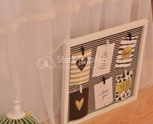 Photo frame with nice photos