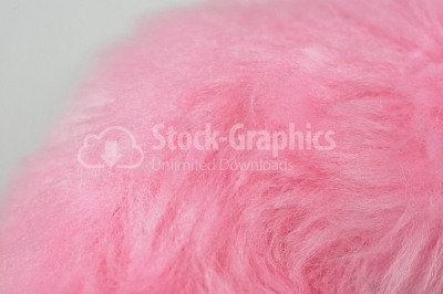 Pink Fluffy Hand Cuffs photo