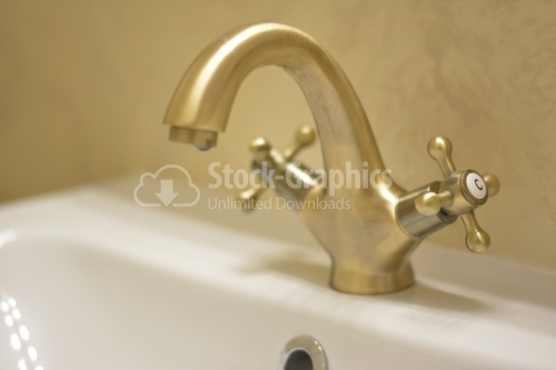 Retro Bathroom Faucet