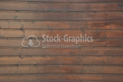 wooden fence painted with water-based paint