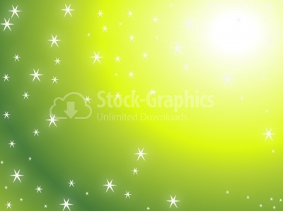 Mistical vector background