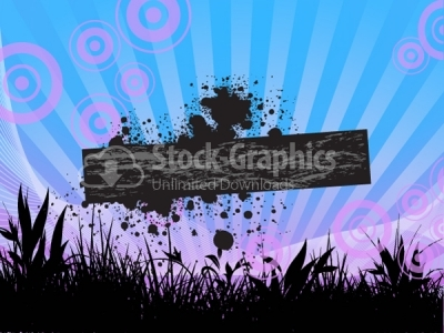 Nature vector background
