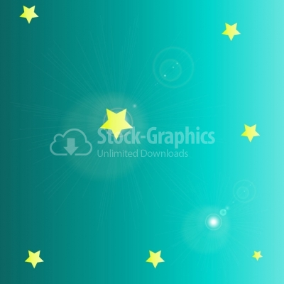Stars background - Illustration