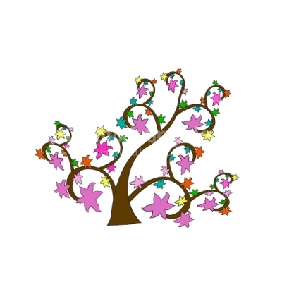 Tree design - Illustration