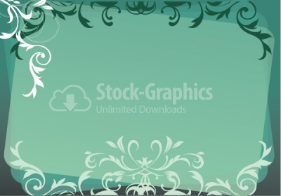 Vector frame background